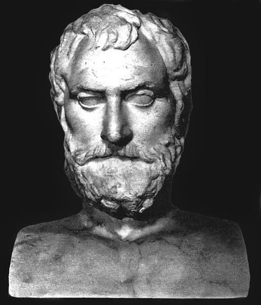 Anaximander (c. 610 – 546B.C)