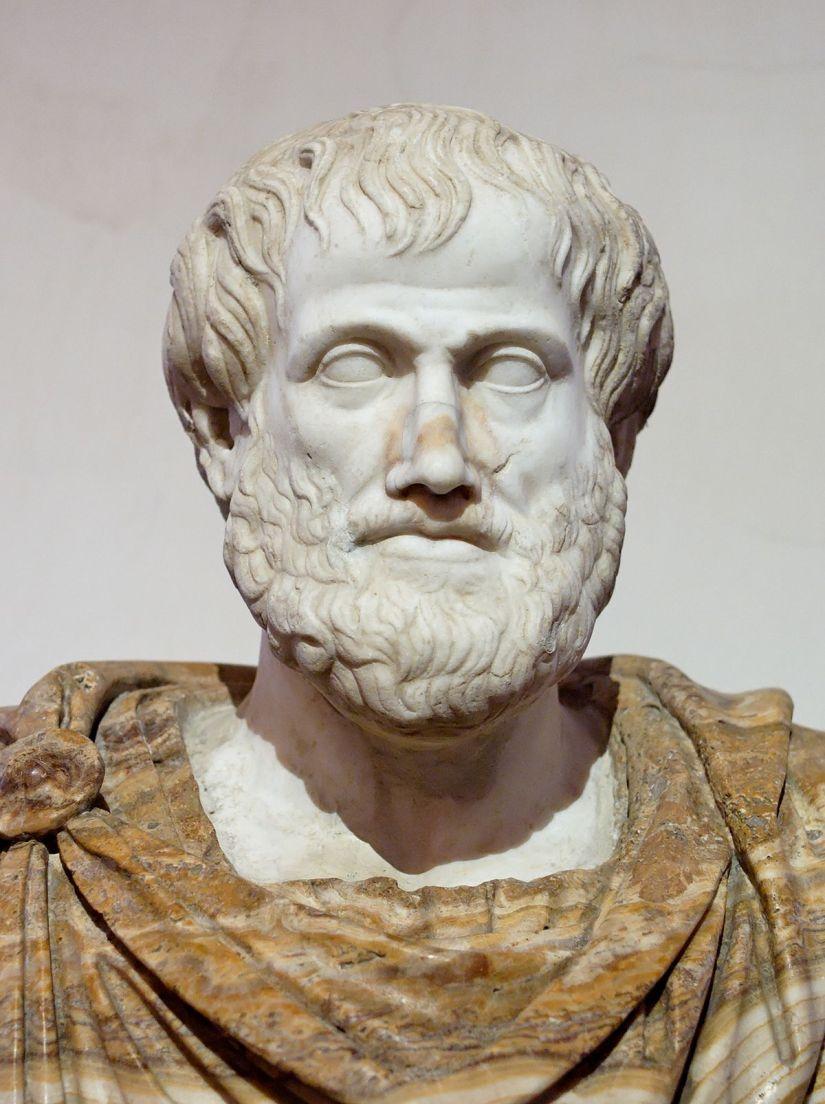 Aristotle (384 – 322B.C.)