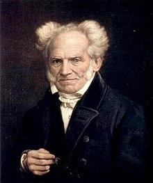 Arthur Schopenhauer (1788 –1860)