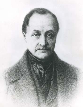 Auguste Comte (1798 –1857)