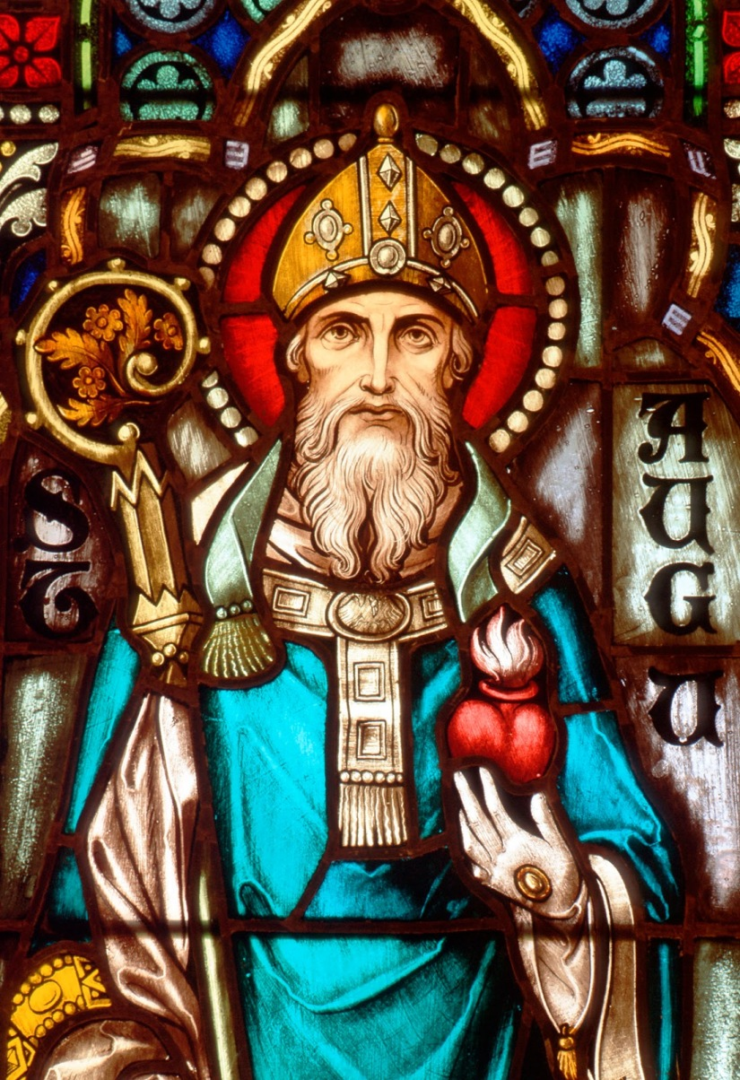 St. Augustine of Hippo (A.D. 354 –430)