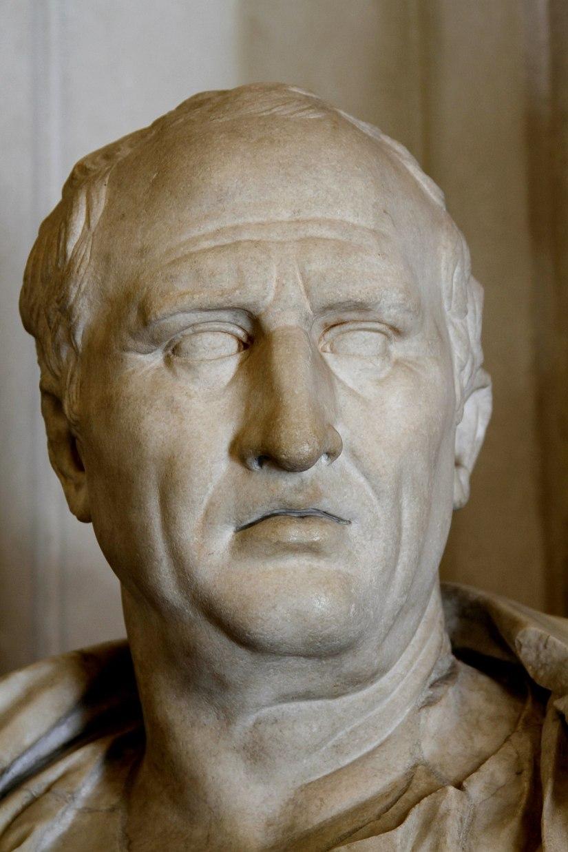 Marcus Tullius Cicero (106 – 43B.C.)