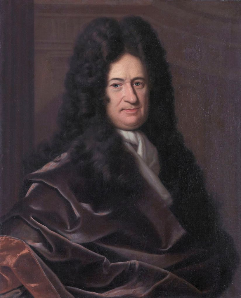 Gottfried Wilhelm Leibniz (1646 –1716)