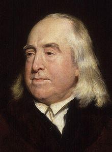 Jeremy Bentham (1748 –1832)