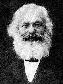 Karl Marx (1818 –1883)