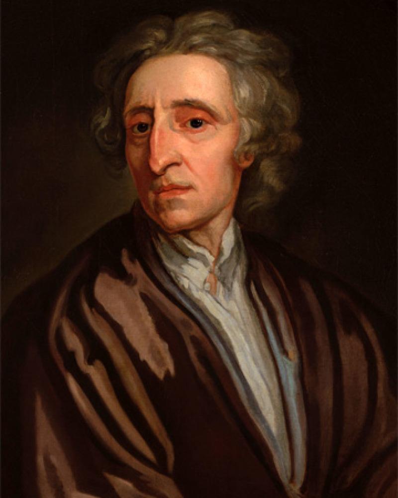 John Locke (1632 –1704)