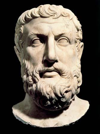 Parmenides of Elea (c. 515 – 450B.C.)