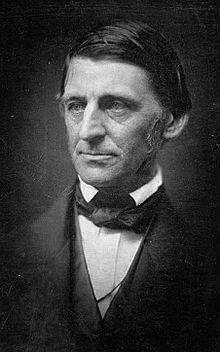 Ralph Waldo Emerson (1803 –1882)