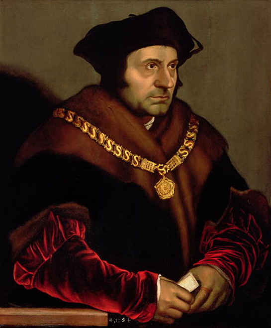 Sir Thomas More (1478 –1535)