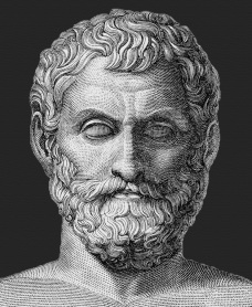 Thales of Miletus (c. 624 – 546B.C)